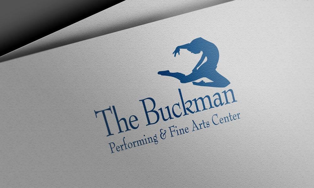 Vales Advertising Buckman Performing & Fine Arts Center logo